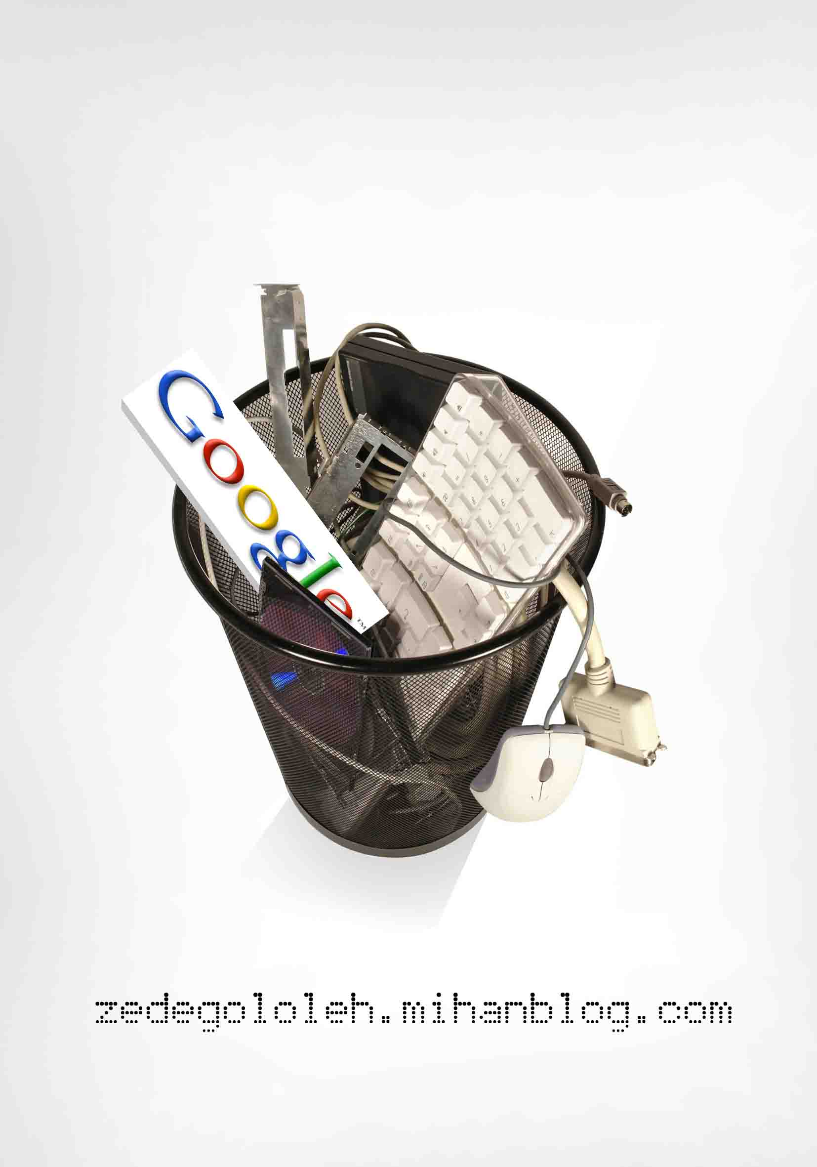 گوگل تحریم شد